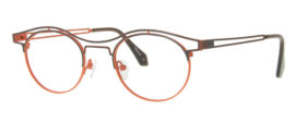 Tre3010 Brown Orange