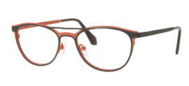 Tre3011 Brown Orange